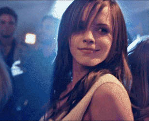 Emma Watson's dance moving picture