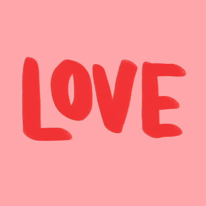 Love animated GIF