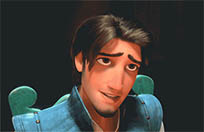 Disney Flynn flirt animated GIF