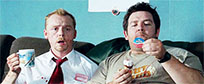 Shaun of the Dead moving picture