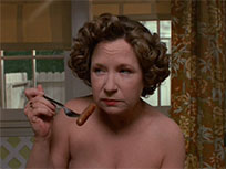 Kitty Forman sausage animated GIF