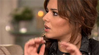 Cheryl Cole shocked animated GIF