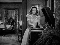 Donna Reed and vinyl record animated GIF