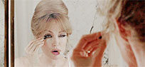 Angelina Jolie makeup animated GIF
