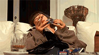 Pulp Fiction smokers free GIF download