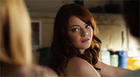 Emma Stone thumb up moving picture