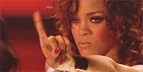 Rihanna No animated GIF