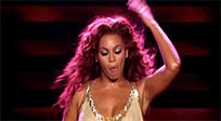 Beyonce Chicken dance moving picture