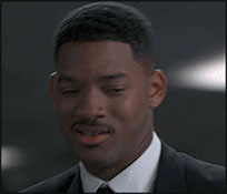 Will Smith reaction animated GIF