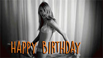 Cara Delevingne Birthday animated GIF