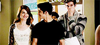 Teen Wolf reactions animated GIF
