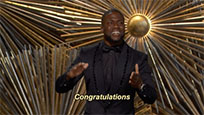 Kevin Hart congratulation moving picture