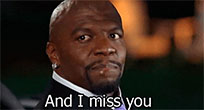 Terry Crews miss you free GIF download