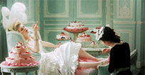 Lazy Marie Antoinette Cake animated GIF
