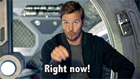Chris Pratt right now animated GIF