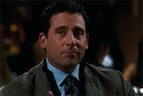 Michael Scott Wink free GIF download