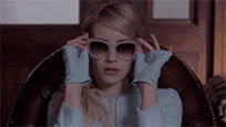 Scream Queens take off glasses free GIF download