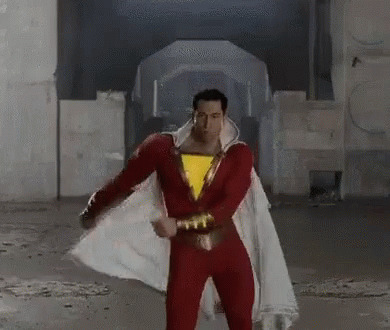 Shazam Floss moving picture
