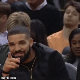 Drake Pointing free GIF download