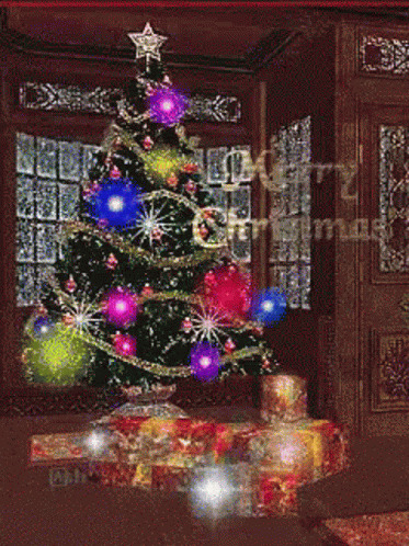 ILove You More Merry Christmas free GIF download
