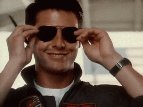 Ray Bans Glasses free GIF download