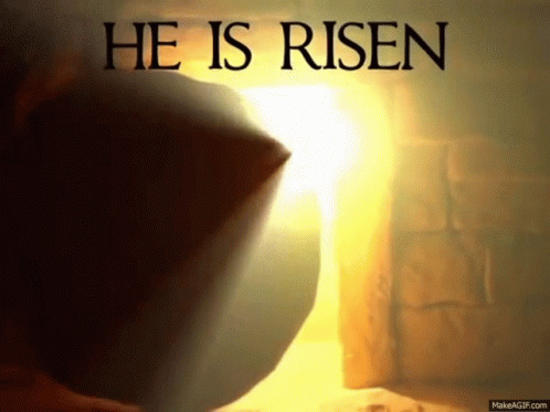 Easter Empty Tomb free GIF download