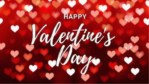 Happy Valentines Day Love free GIF download