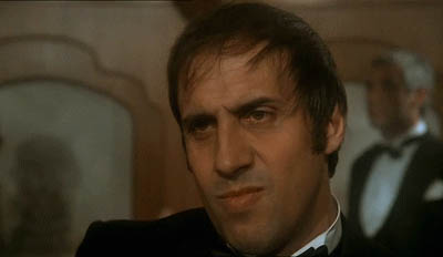 Adriano Celentano and wide smile free GIF download