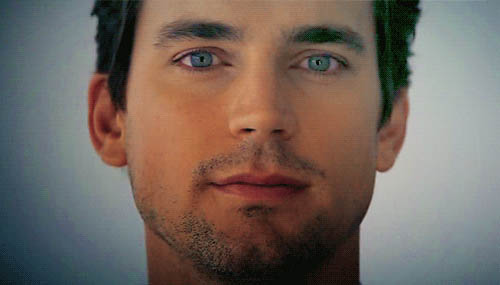 Matt Bomer sees animated GIF