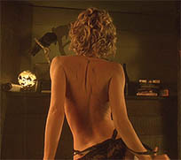 Rebecca Romijn hot dance animated GIF