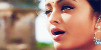 Aishwarya Rai lips animated GIF