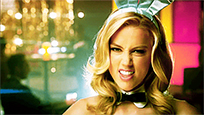 Amber Heard playboy bunny animated GIF