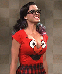 Katy Perry Angry birds animated GIF