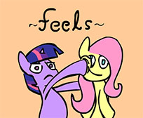 Squishy my little pony animated GIF