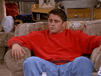 Joey surprised free GIF download