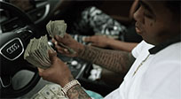 Kevin Gates money animated GIF
