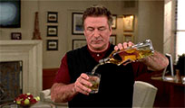 Alec Baldwin whiskey moving picture