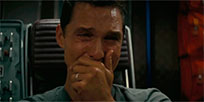 Matthew McConaughey crying animated GIF