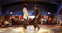 Pulp Fiction dance moving picture