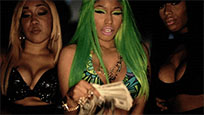 Nicki Minaj money animated GIF