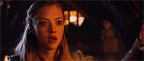 Amanda Seyfried shocked animated GIF