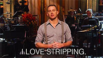 Channing Tatum confesses animated GIF