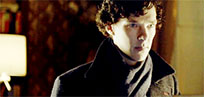 Sherlock smile moving picture