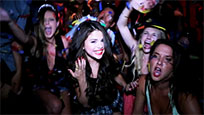 Selena Gomez Birthday party animated GIF
