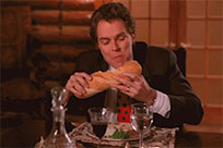 Delicious baguette of Ben Horn animated GIF