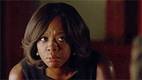 Annalise Keating reaction animated GIF
