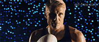 Imagine Dragons vs. Dolph Lundgren animated GIF