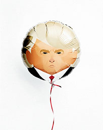 Trump balloon free GIF download