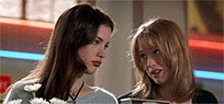 Liv Tyler Renee Zellweger reaction moving picture
