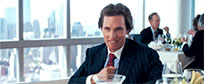 Matthew McConaughey's chest thump animated GIF